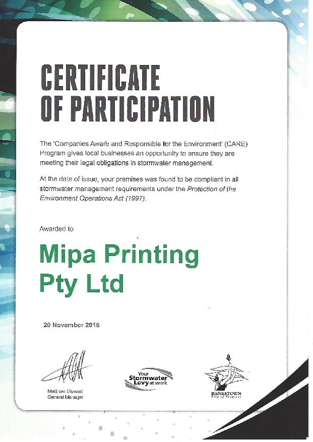 Home mipa printing enviroment care bankstown council page 001 reheart Gallery
